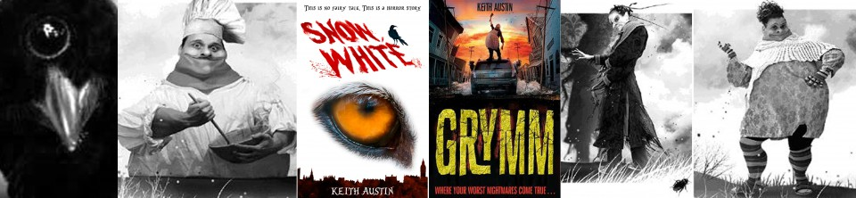 KEITH AUSTIN – Author
